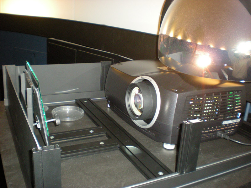 Eplanetarium Products Projectors Go Frame
